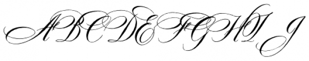 Dom Loves Mary Stylistic Font UPPERCASE