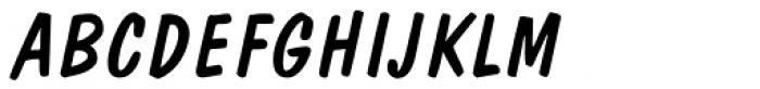 Dom Pro Diagonal Font UPPERCASE