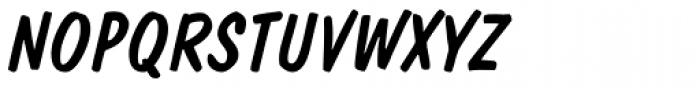 Dom Std Diagonal Font UPPERCASE