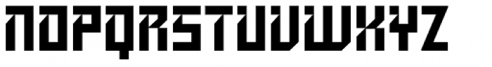 Dominion Font UPPERCASE
