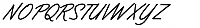 Dominique Pro Medium Font UPPERCASE