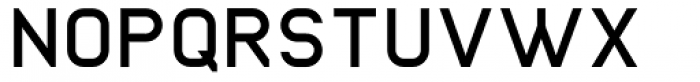Domo Font UPPERCASE