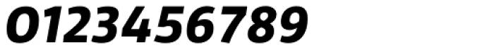 Domotika Bold Italic Font OTHER CHARS