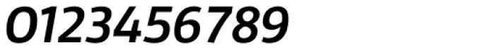 Domotika Medium Italic Font OTHER CHARS