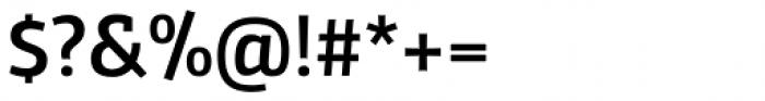 Domotika Medium Font OTHER CHARS