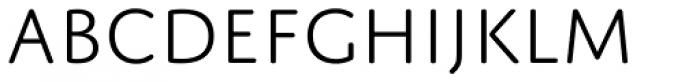 Domus Titling Light Font LOWERCASE