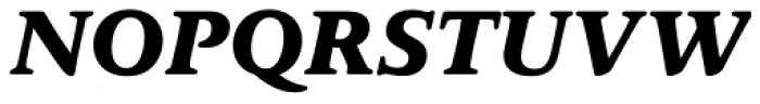 Donatus BQ Bold Italic Font UPPERCASE