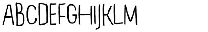Dondolare Regular Font UPPERCASE