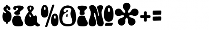 Doobie Font OTHER CHARS