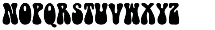 Doobie Font UPPERCASE