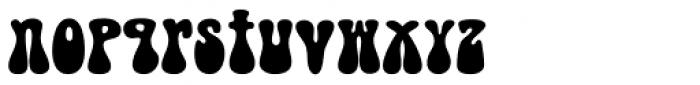 Doobie Font LOWERCASE