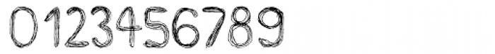 Doodle Pen Font OTHER CHARS