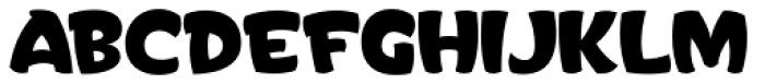 Doowop JNL Font UPPERCASE
