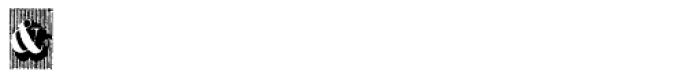 Doppel Mittel Lapidar Azure Font OTHER CHARS