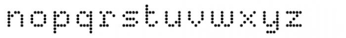 Dotto Deluxe Neu Font LOWERCASE