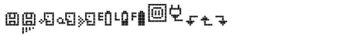 Dotto One Font LOWERCASE
