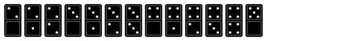 Double Nines JNL Font UPPERCASE