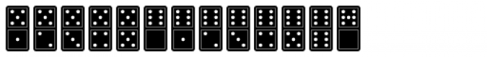 Double Nines JNL Font LOWERCASE