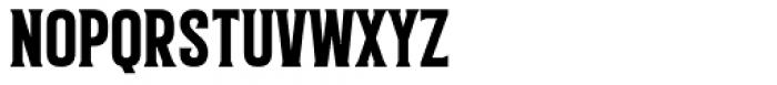 Double Porter 6 Font UPPERCASE