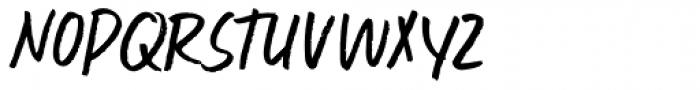 Double Quick Font LOWERCASE
