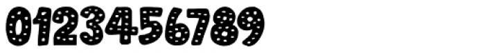 Doubledecker Dots Regular Font OTHER CHARS