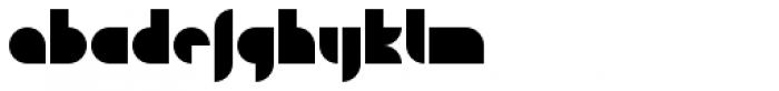 Doufff Font UPPERCASE
