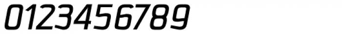 Downtempo Medium Italic Font OTHER CHARS
