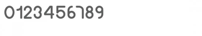 Dodopop Regular Font OTHER CHARS