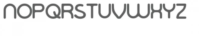 Dodopop Regular Font UPPERCASE
