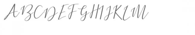 Dogma-Script-1 Font UPPERCASE