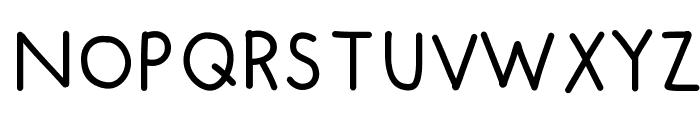 DPCutie Font UPPERCASE