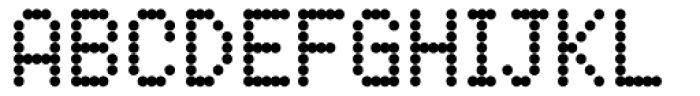 DPI Medium Font UPPERCASE