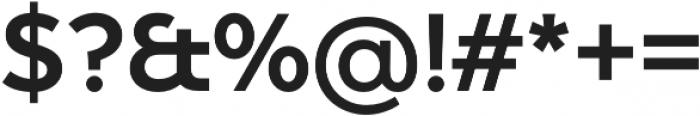 Dragon Medium otf (500) Font OTHER CHARS
