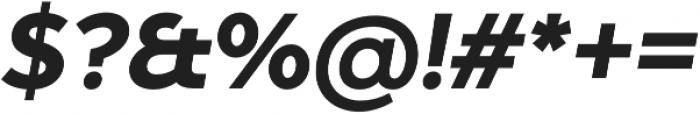 Dragon otf (700) Font OTHER CHARS
