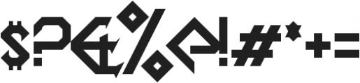 DragonSlapper ttf (400) Font OTHER CHARS