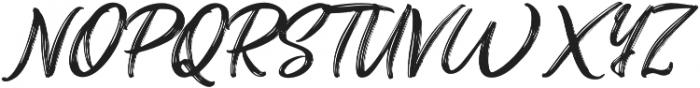 Dragtime Std otf (400) Font UPPERCASE