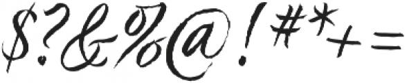 Dream Big otf (400) Font OTHER CHARS