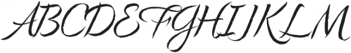 Dream Big otf (400) Font UPPERCASE