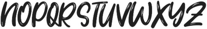 Dream Meadow otf (400) Font UPPERCASE