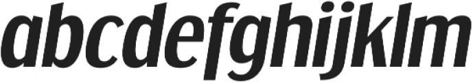 Dream Orphanage Bold Italic otf (700) Font LOWERCASE