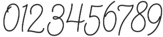 DreamCatchers  otf (400) Font OTHER CHARS