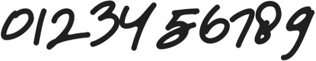 DreamOnly otf (400) Font OTHER CHARS