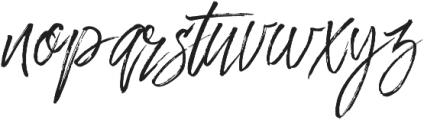 Dreamlight otf (300) Font LOWERCASE
