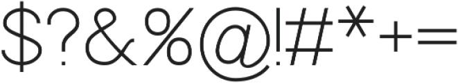 Dreamy Eyes otf (400) Font OTHER CHARS