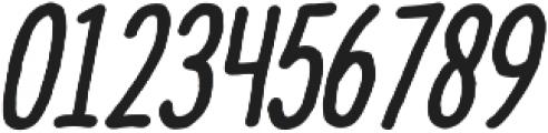 Dreamy Land Medium Oblique otf (500) Font OTHER CHARS