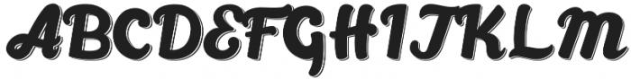 Drift Double otf (400) Font UPPERCASE