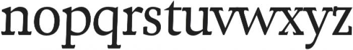Driftmark Regular otf (400) Font UPPERCASE