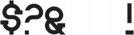 Droid Regular otf (400) Font OTHER CHARS