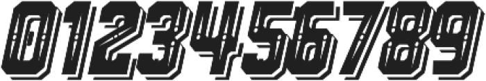 Drone Ranger 03 Oblique ttf (400) Font OTHER CHARS