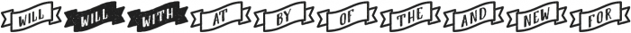 DrusticDialy CatchWord otf (400) Font OTHER CHARS